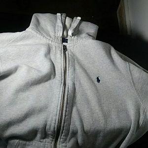 Polo hoodie xxl